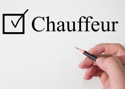 10 Reasons to Use a Chauffeur