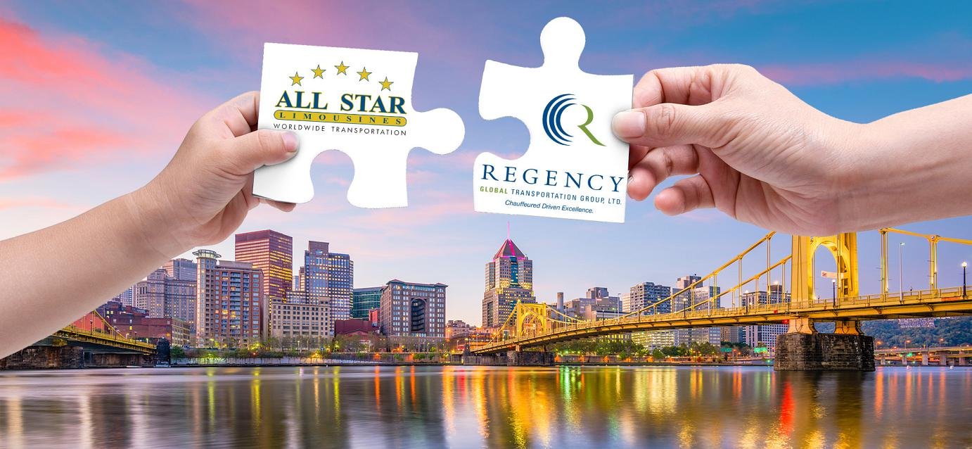 All Star Limousines Worldwide Transportation Joins Regency Global Transportation Group, Creating Largest Chauffeured Service Provider in Pittsburgh