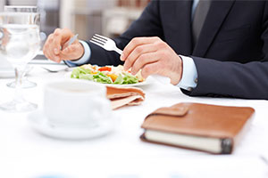 Executive Etiquette for Business Dinners