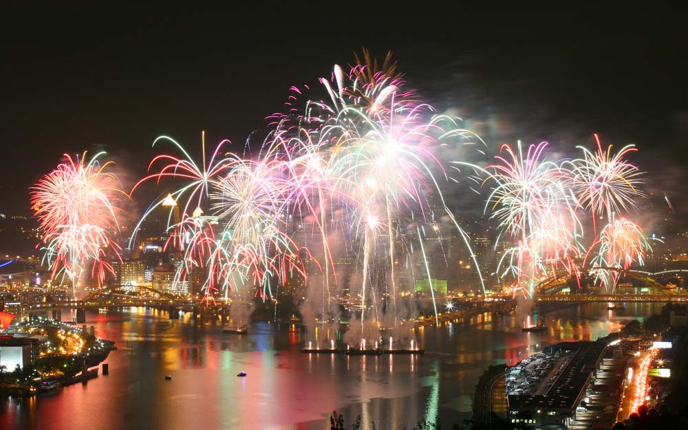 Where to Watch New Year's Eve Fireworks in Pittsburgh for ...